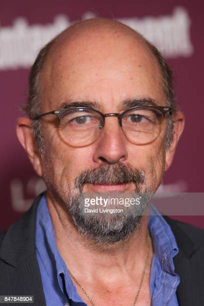 Richard Schiff attends the Entertainment Weekly's 2017 PreEmmy Party at the Sunset Tower Hotel on September 15 2017 in West Hollywood California