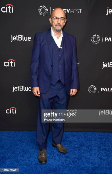 Richard Schiff attends The Paley Center For Media's 35th Annual PaleyFest Los Angeles 'The Good Doctor' at Dolby Theatre on March 22 2018 in...