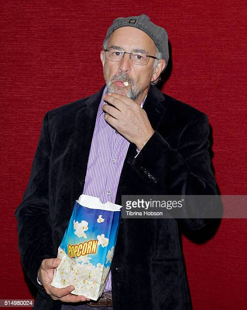 Richard Schiff attends the premiere of 'The Automatic Hate' at Laemmle Monica Film Center on March 11 2016 in Santa Monica California