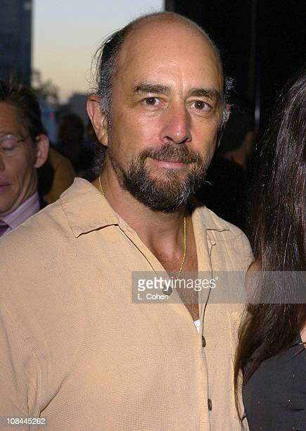 Richard Schiff during Hairspray Opening Night Los Angeles Red Carpet at Pantages Theatre in Los Angeles California United States