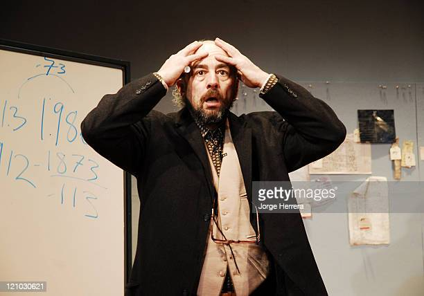 Richard Schiff during 'Underneath The Lintel' Photocall February 9 2007 at Duchess Theatre in London United Kingdom
