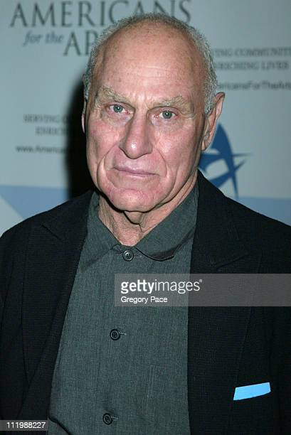 Richard Serra during Americans For The Arts: 8th Annual National Arts Awards Gala at Mandarin Oriental Hotel in New York City, New York, United...