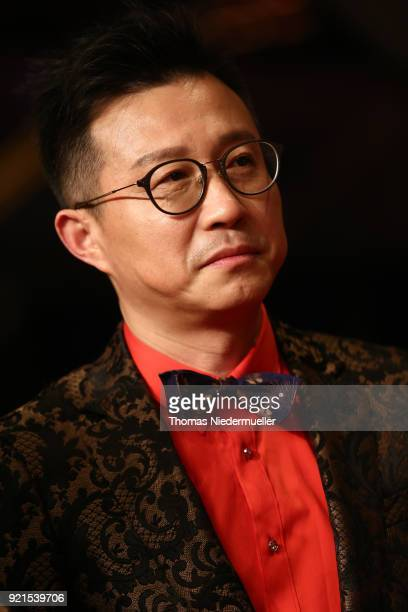 Richard Shen attends the 'Don't Worry He Won't Get Far on Foot' premiere during the 68th Berlinale International Film Festival Berlin at Berlinale...