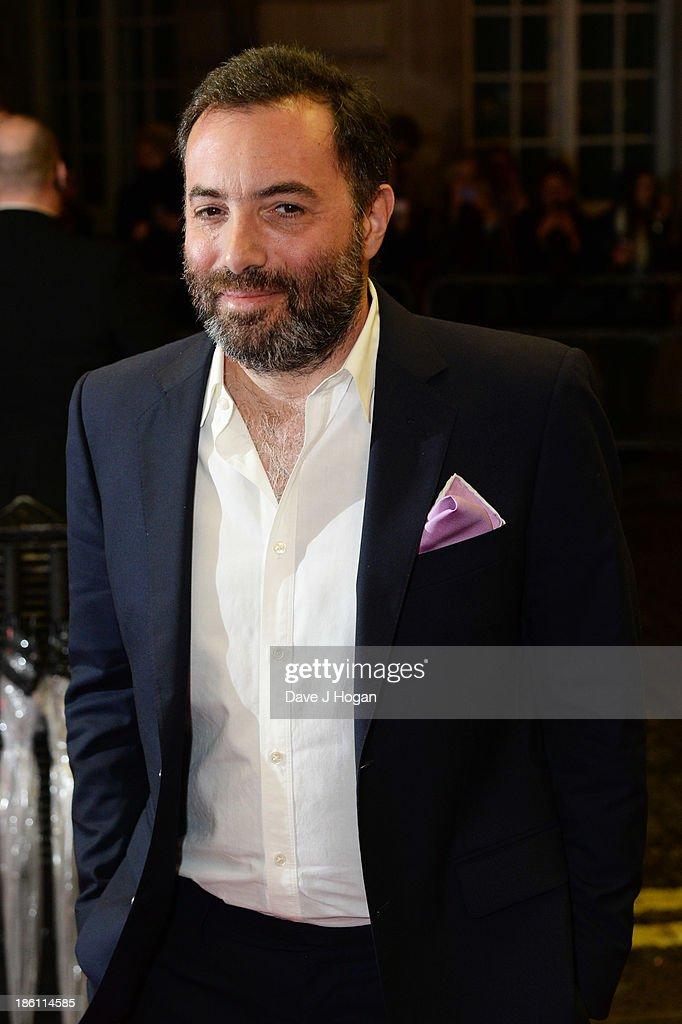 """""""Dom Hemingway"""" - UK Film Premiere - Inside Arrivals"""