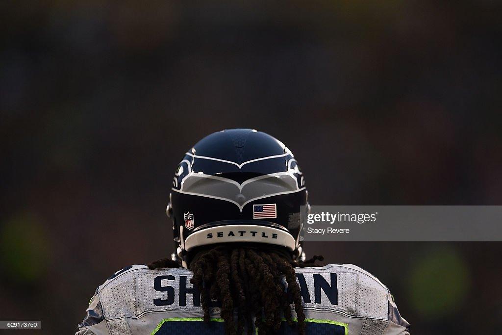 Seattle Seahawks v Green Bay Packers : Nachrichtenfoto