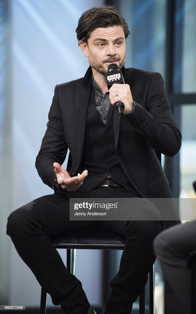 Richard Short attends AOL Build Series at Build Studio on May 19, 2017 in New York City.
