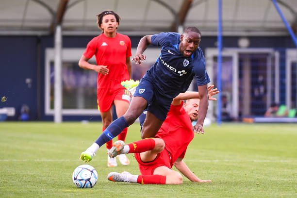 FRA: Paris FC v Le Mans - Friendly match