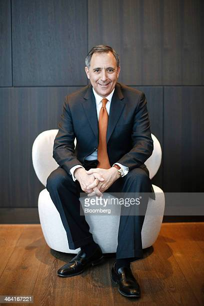Richard Solomons chief executive officer of InterContinental Hotels Group Plc poses for a photograph following a Bloomberg Television interview ahead...