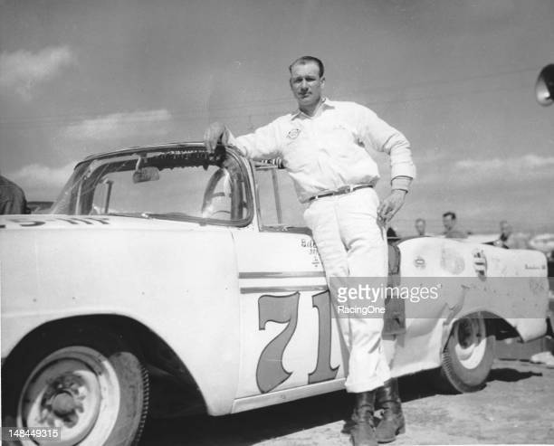 Richard Spittle of Mineral Springs NC drove three NASCAR Convertible Series races during the season in this 1956 Chevrolet for car owner and regular...