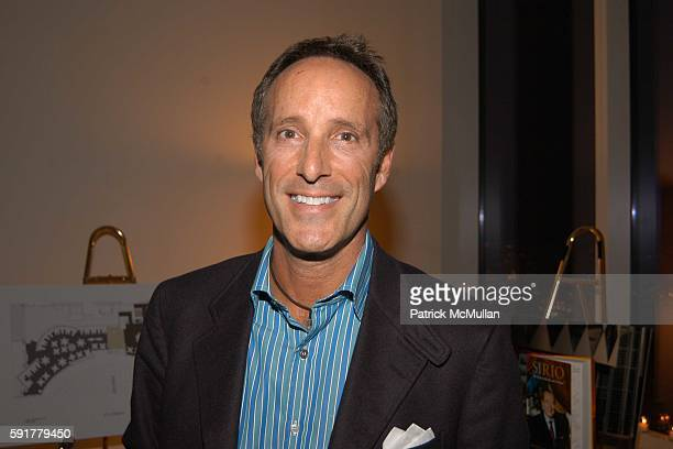 Richard Steinberg attends A Taste Of Things To Come party hosted by Louise M Sunshine and Barbara Russo to celebrate the Grand opening of the Beacon...