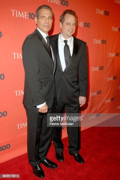 Richard Stengel and Mark Ford attend TIME MAGAZINE'S 100 MOST INFLUENTIAL PEOPLE 2009 at Jazz At Lincoln Center on May 5 2009 in New York City