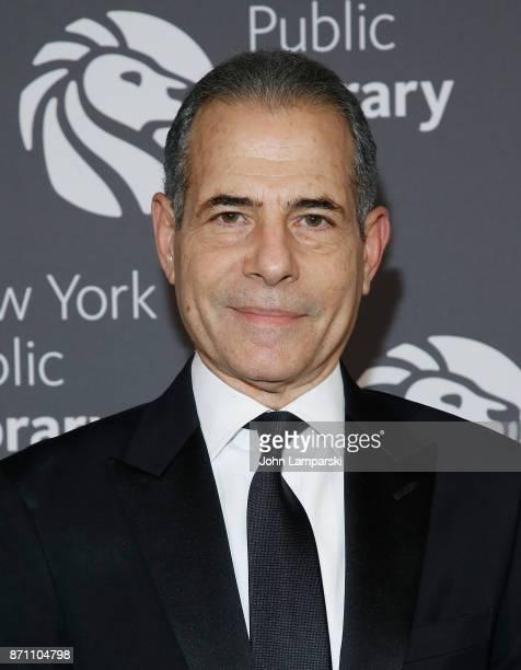 Richard Stengel attends the New York Public Library 2017 Library Lions Gala at the New York Public Library at the Stephen A Schwarzman Building on...