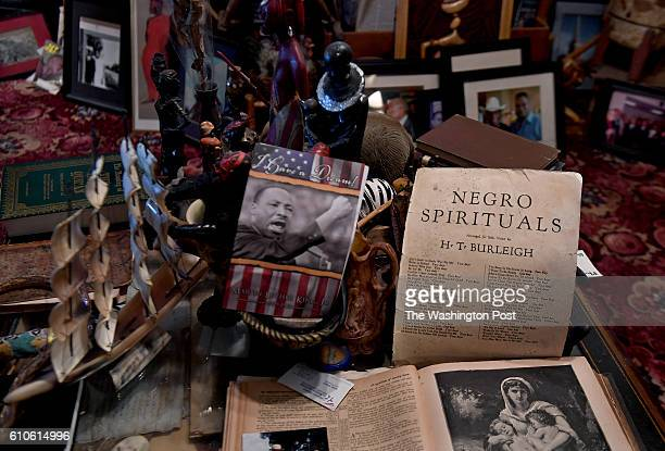 Richard Stewart is the proprietor of the Pocahontas Black History Museum on Pocahontas Island Virginia The museum has hundreds of artifacts related...