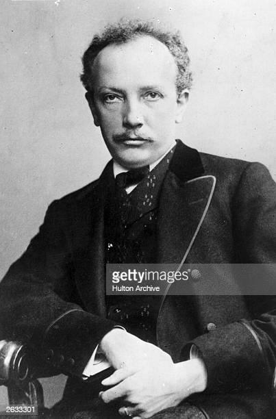 Richard Strauss , the German composer. Original Publication: People Disc - HJ0231