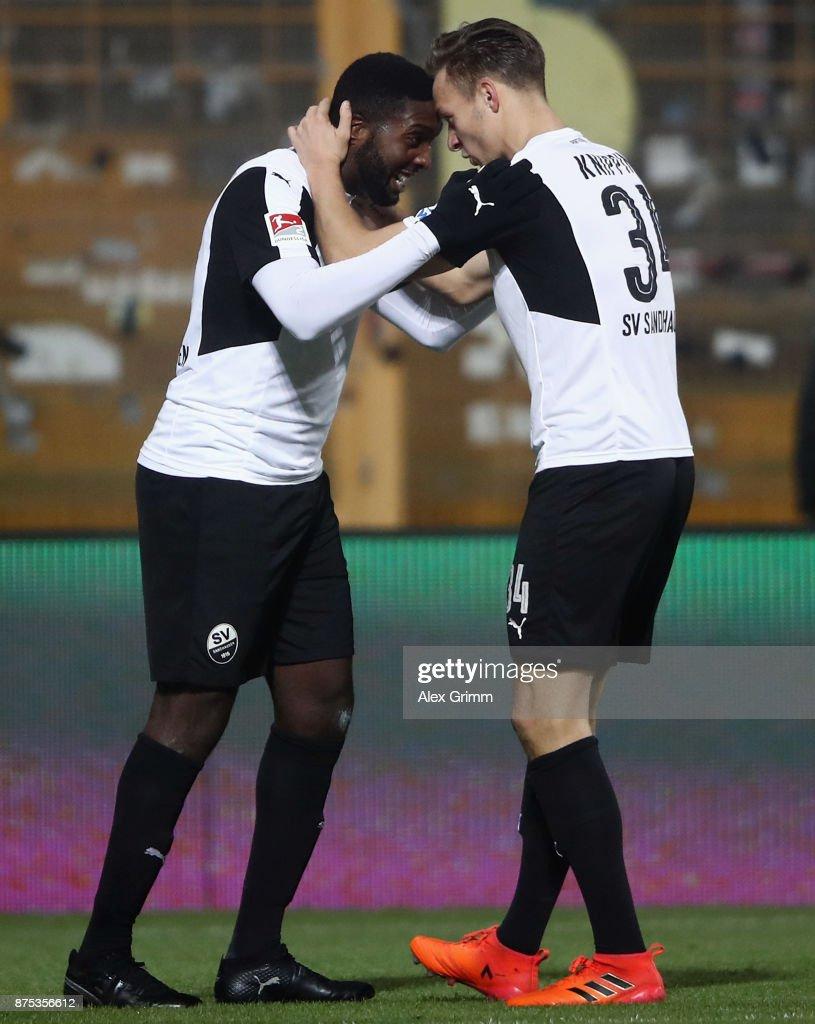 SV Darmstadt 98 v SV Sandhausen - Second Bundesliga