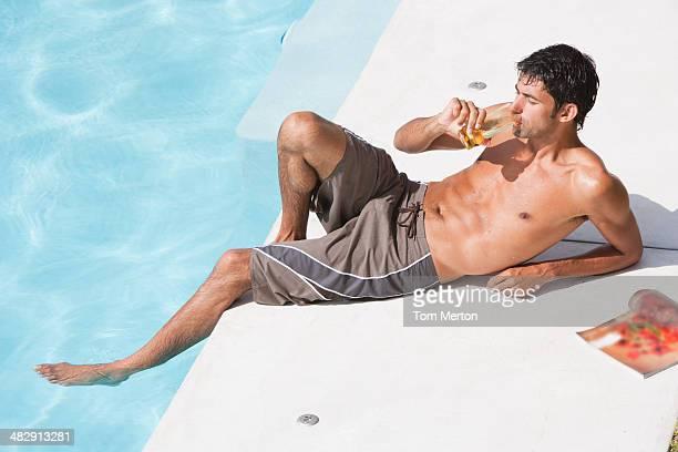 Richard swimming pool top POV 0027