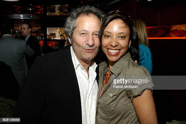 Richard Temtchine and Saudia Davis attend STEPHEN P KAHAN Celebrates MOVIES ON MADISON with Preview Screening of New York FIlm HOW TO SEDUCE...