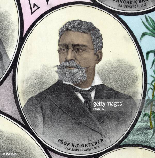 Richard Theodore Greener was the first AfricanAmerican graduate of Harvard College and dean of the Howard University School of Law