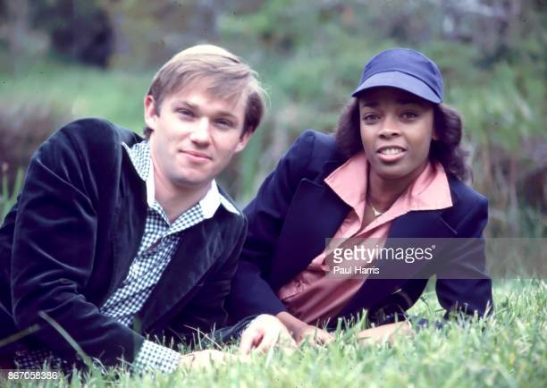 Richard Thomas and Olivia Cole of Roots at a photo call in 1977Roots was a dramatization of author Alex Haley's saga of AfricanAmerican life based on...