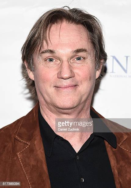 Richard Thomas attends the 2016 Broadway Supports The NMA at Sardi's on March 24 2016 in New York City