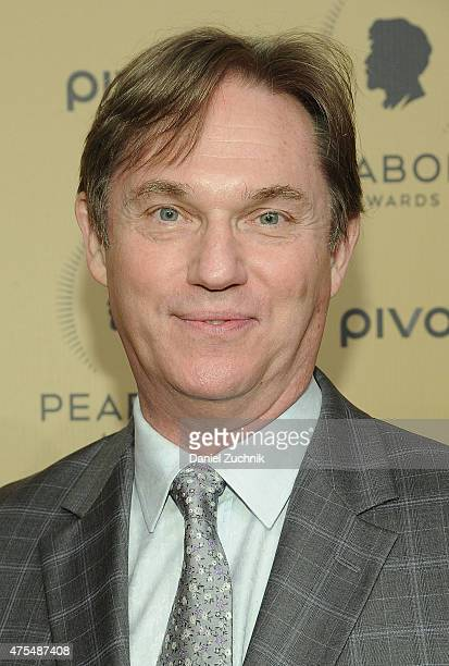 Richard Thomas attends The 74th Annual Peabody Awards Ceremony at Cipriani Wall Street on May 31 2015 in New York City