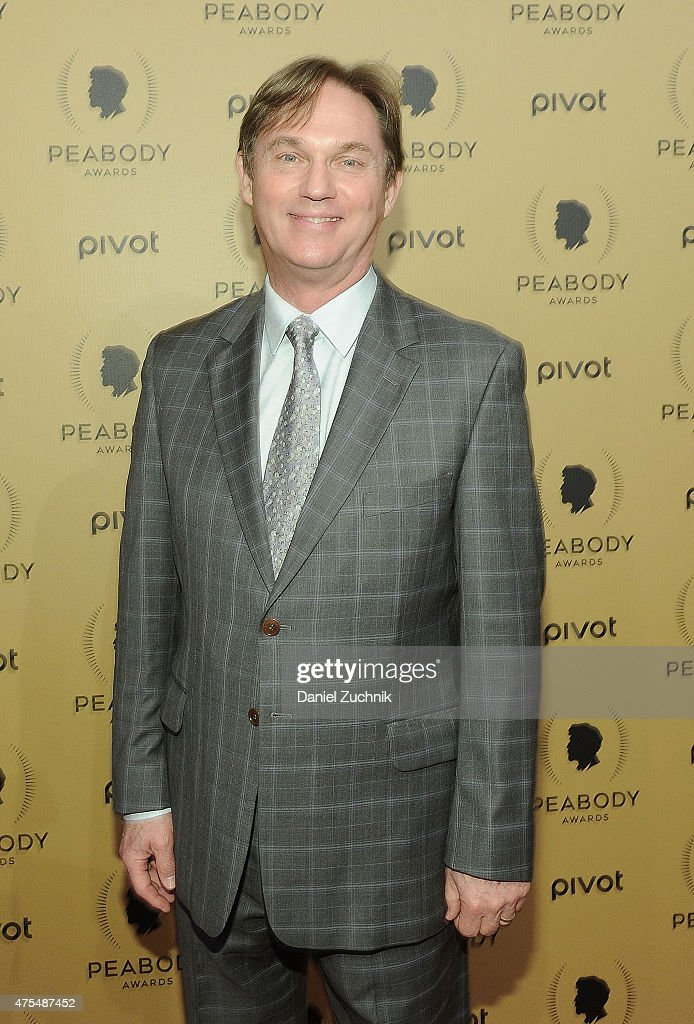Richard Thomas attends The 74th Annual Peabody Awards Ceremony at Cipriani Wall Street on May 31, 2015 in New York City.