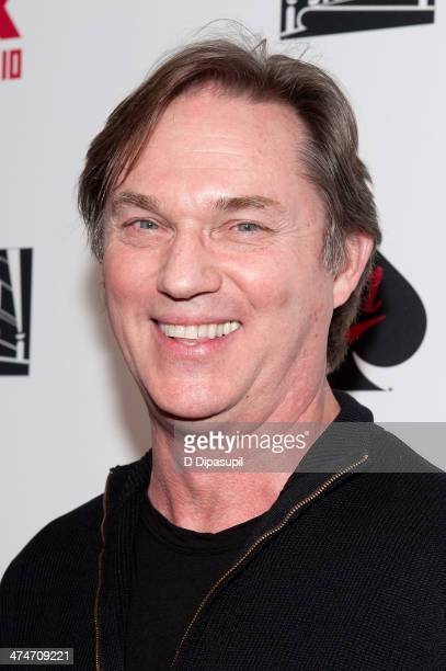 Richard Thomas attends 'The Americans' season two premiere at Paris Theater on February 24 2014 in New York City