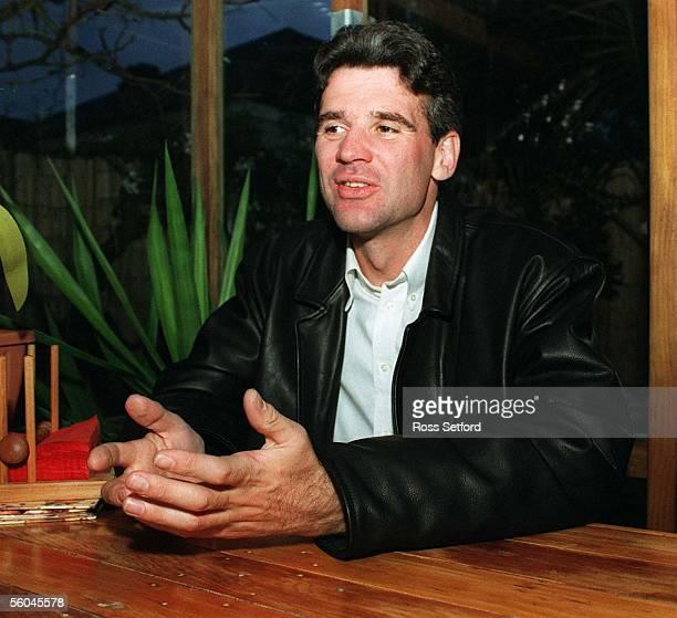 Richard Tomlinson former English spy Auckland Thursday