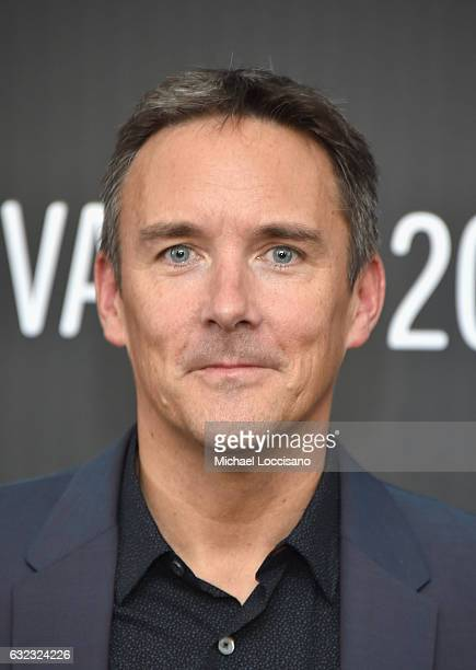 Richard Vevers attends the 'Chasing Coral' Premiere at Library Center Theater on January 21 2017 in Park City Utah