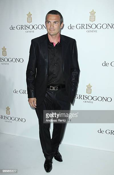 Richard Virenque attend the de Grisogono party at the Hotel Du Cap on May 18 2010 in Cap D'Antibes France