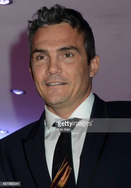 Richard Virenque attends 'The Best 2013' Ceremony Awards 37th Edition at the Salons Hoche on December 16 2013 in Paris France