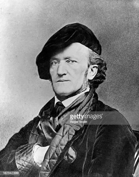 Richard Wagner German composer and dramatist circa 1950
