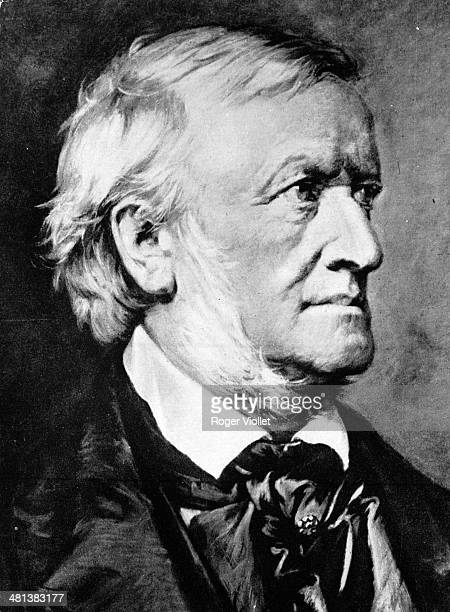 Richard Wagner German composer and dramatist