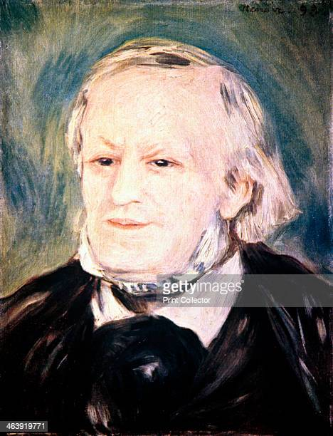 Richard Wagner German composer conductor and essayist 1882