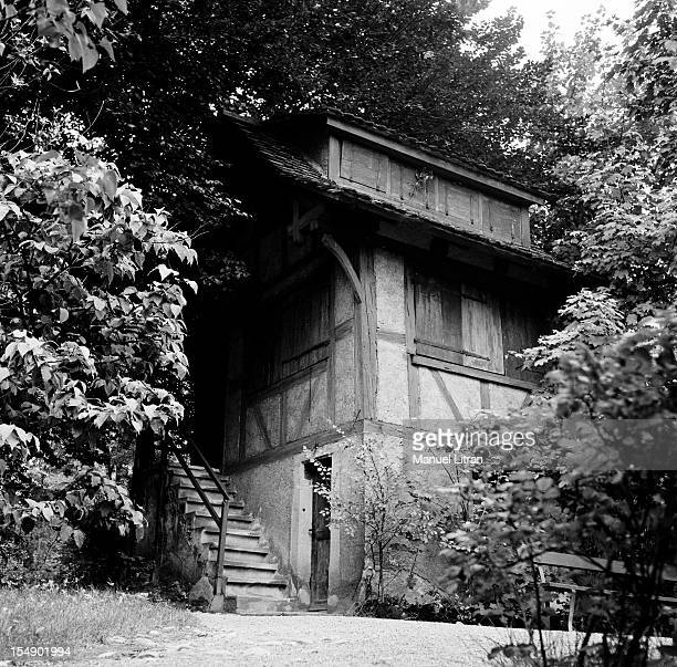 Richard Wagner the places that marked his life the cabin Wesendonck Park near Zurich by making available a rich merchant Otto von Wesendonck neighbor...