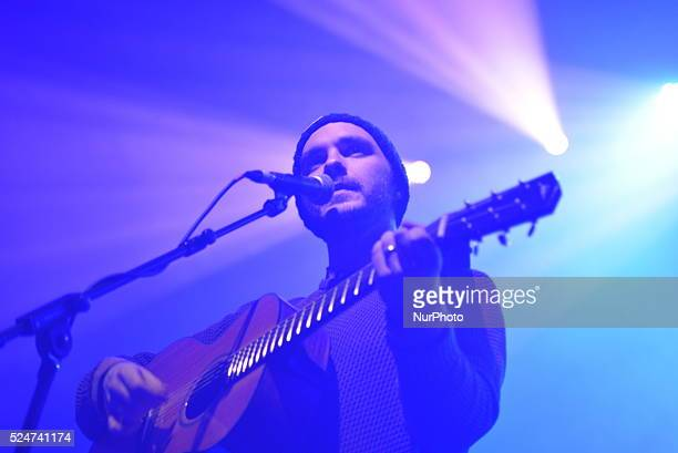 Richard Walters performing live at the Manchester O2 Ritz live music venue in Manchester, Greater Manchester, England, United Kingdom, on Thursday...