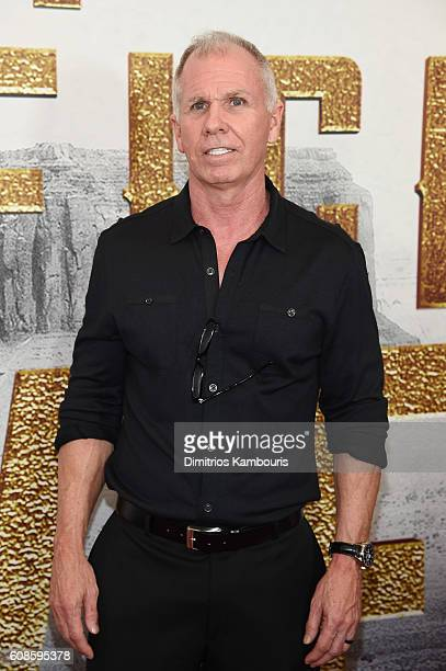 Richard Wenk attends The Magnificent Seven premiere at Museum of Modern Art on September 19 2016 in New York City