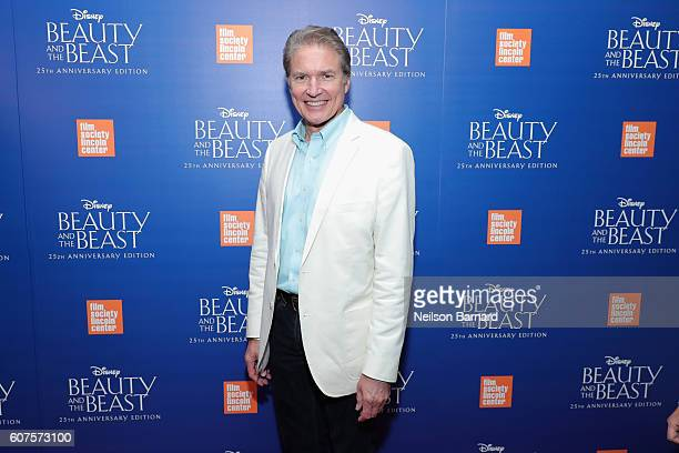 Richard White attends the special screening of Disney's 'Beauty and the Beast' to celebrate the 25th Anniversary Edition release on BluRay and DVD on...