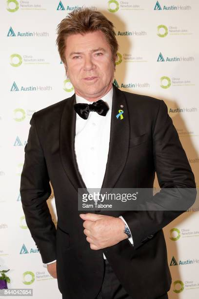 Richard Wilkins attends the Olivia NewtonJohn Gala Red Carpet at Crown Palladium on September 8 2017 in Melbourne Australia