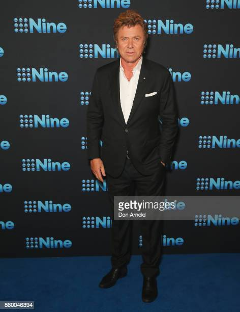 Richard Wilkins poses during the Channel Nine Upfronts 2018 event on October 11 2017 in Sydney Australia