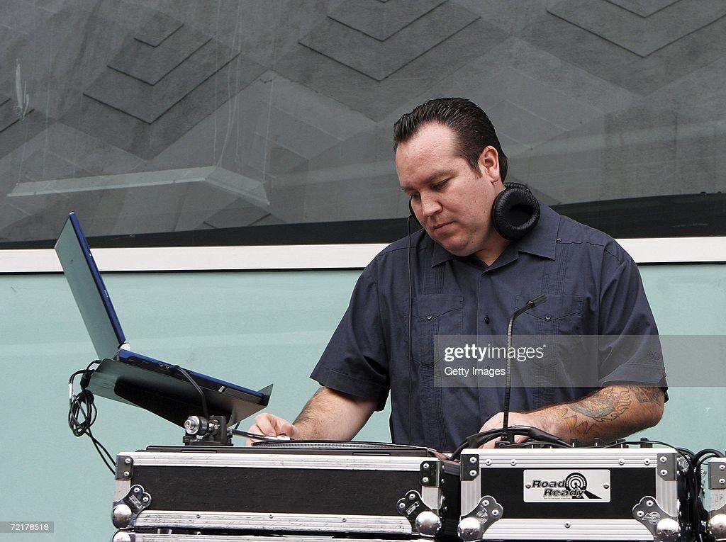 DJ Richard Wonder Performs At U0027The World Cuisine Eventu0027 Hosted By LA  Magazine At