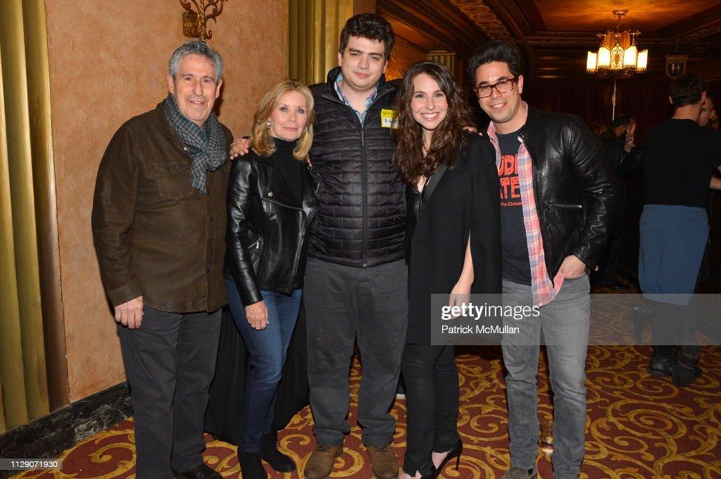 Love Rocks NYC VIP Rehearsals 2019 : News Photo