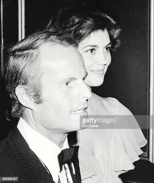 Richard Zanuck and Linda Harrison