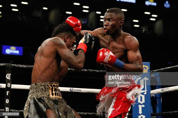 Richardson Hitchins defeated Charles Stanford ON MARCH 3 at the Barclays Center in Brooklyn NY