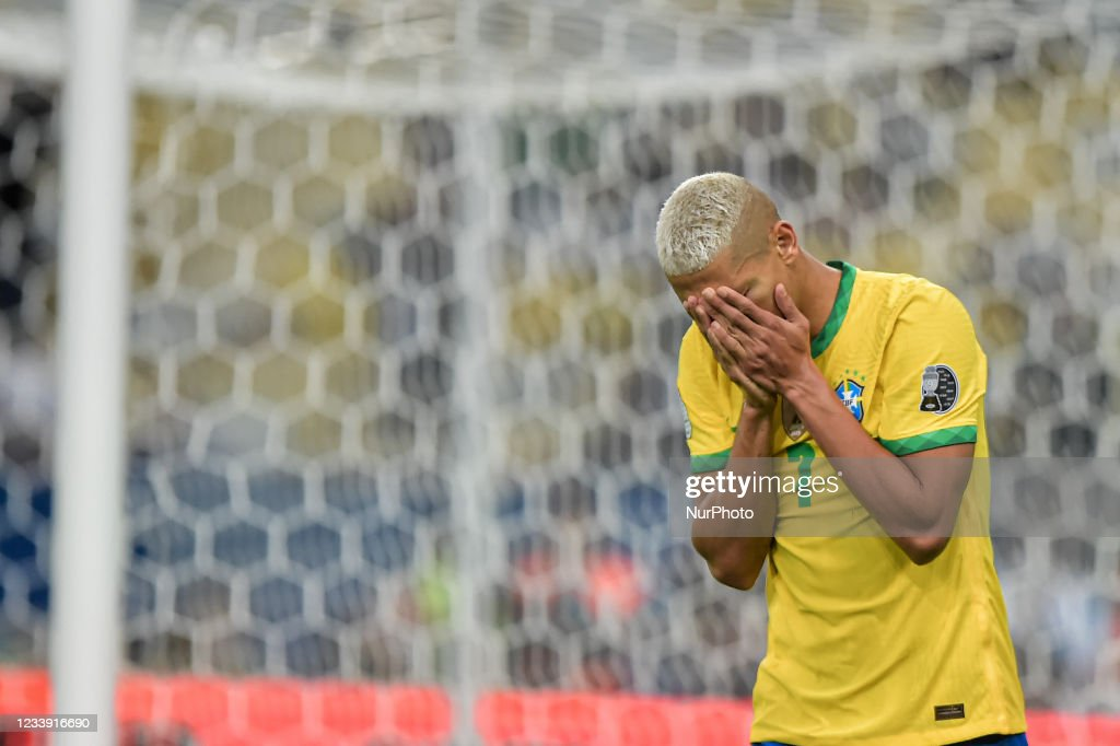 Brazil v Argentina: Final - Copa America Brazil 2021 : News Photo