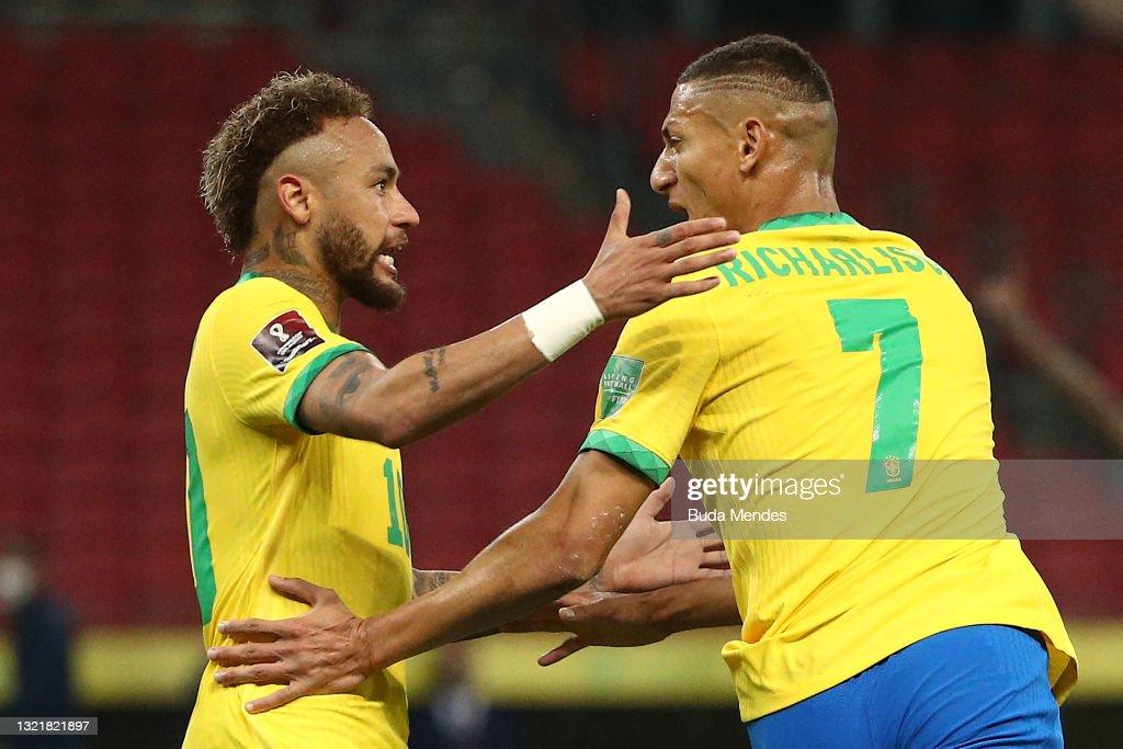 Brazil v Ecuador - FIFA World Cup 2022 Qatar Qualifier : News Photo
