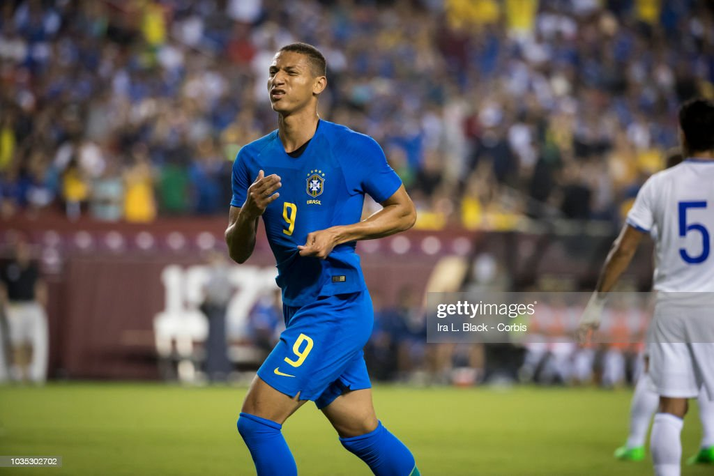 Brazil  v El Salvador - International Friendly Match : News Photo