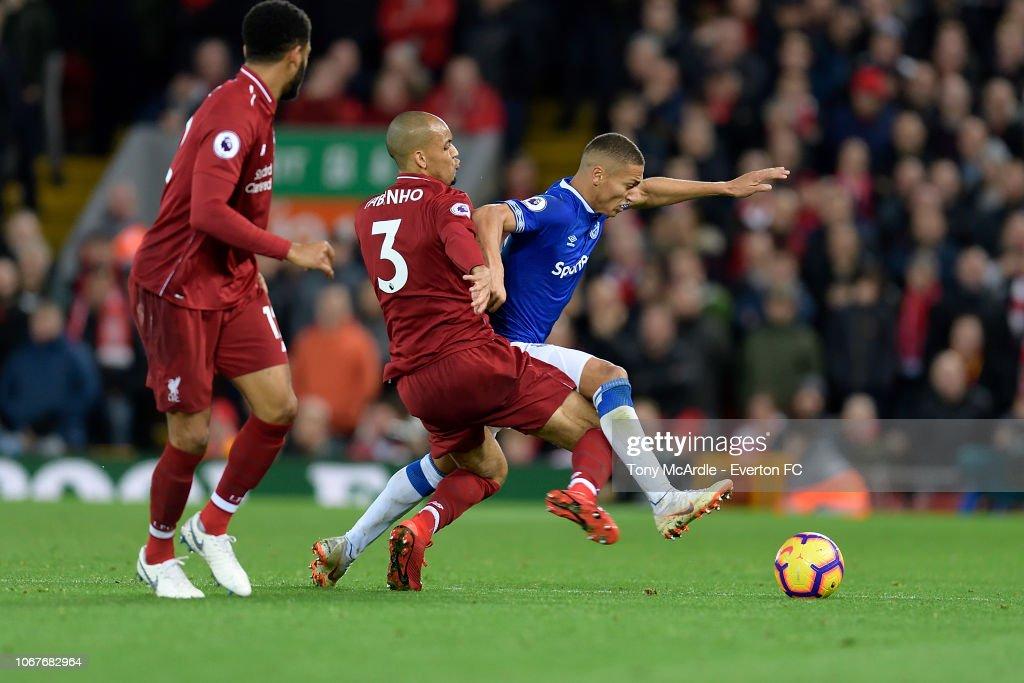 Liverpool v Everton: Premier League : News Photo