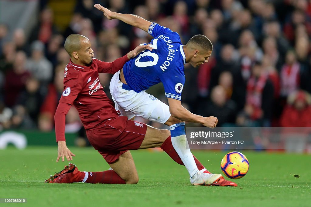 Liverpool v Everton: Premier League : News Photo