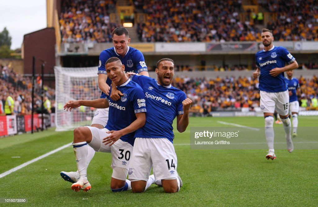 Wolverhampton Wanderers v Everton FC - Premier League : News Photo